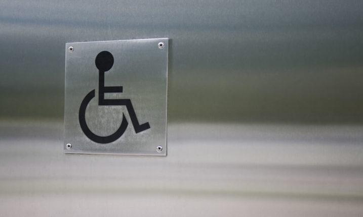 Scuolabus per disabili